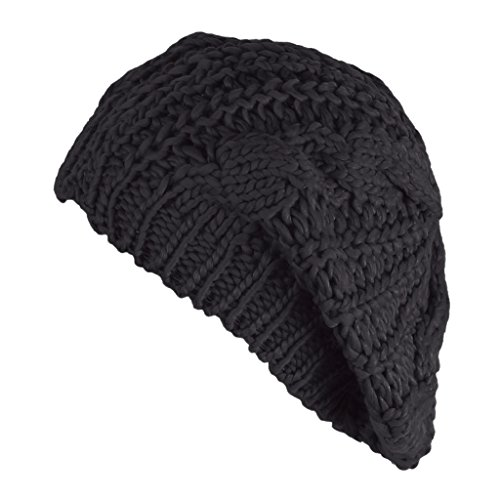 MIOIM Womens Knitted Crochet Slouchy