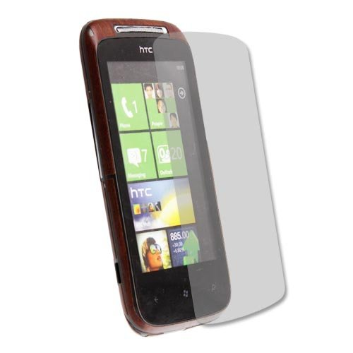 Ultra HD Clear Screen Protector For HTC 7 Mozart - 3