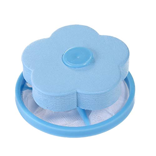 KHFU Floating Pet Fur Catcher Filtering Hair Removal Device Wool Cleaning Supplies