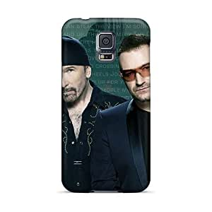 Shock Absorption Hard Phone Cases For Samsung Galaxy S5 (FAb16550mUNm) Support Personal Customs Fashion U2 Image