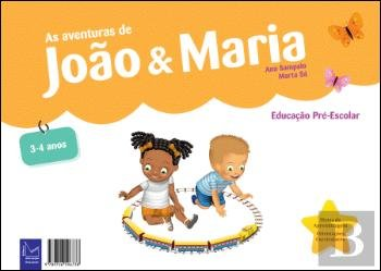 Read Online As Aventuras de João & Maria 3-4 anos (Portuguese Edition) pdf