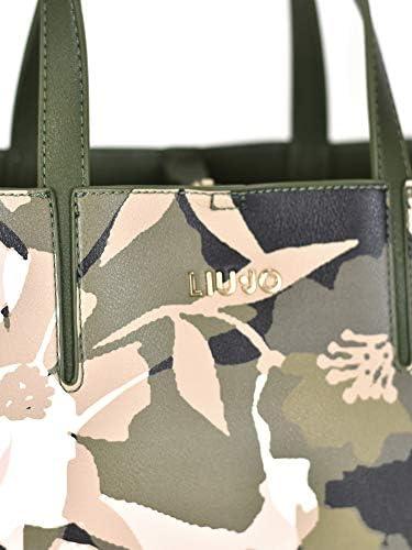 Liu-jo accessori 1 - Borsa col. u9735 verde AA0134E0503
