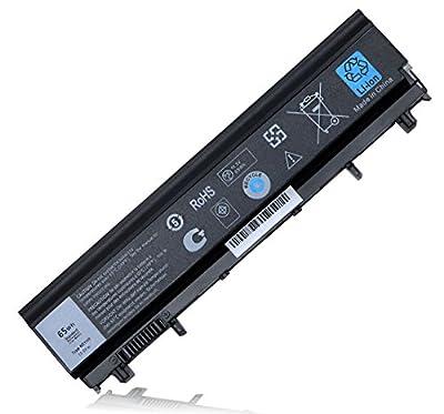 BULL 11.1V 65Wh New Laptop Battery for Dell Latitude E5540 E5440 VV0NF 0K8HC 1N9C0 CXF66 WGCW6 0M7T5F F49WX NVWGM--12 Months Warranty by Bull-tech
