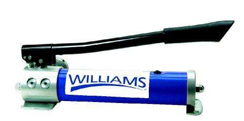 Williams Hydraulics 5HS2S35 2 Speed Hand Pump ()