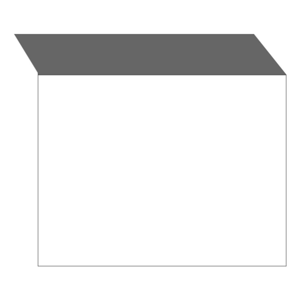 CafePress Black White Read Movie Theat Blank Note Cards (Pk of 10) Glossy by CafePress (Image #1)