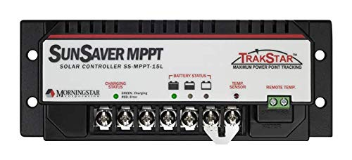 Morningstar Sunsaver MPPT Charge Controller SS-MPPT-15L 12/24V 15A