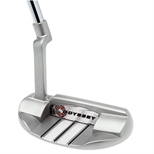 (Odyssey White Hot XG 330 Mallet Putter Steel Right Handed 35 in)