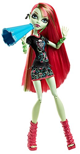 Monster High Ghoul Spirit Venus McFlytrap Doll]()