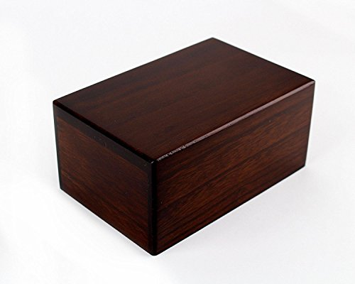 Midlee Wood Pet Urn Box (Small), 4⅛