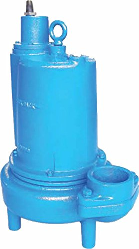 Barmesa Pumps 3BSE302SS Submersible Sewage Single Seal Non-Clog 3
