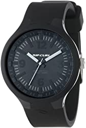 """Rip Curl Men's A2632-BLK  """"Driver"""" Watch with Black Band"""