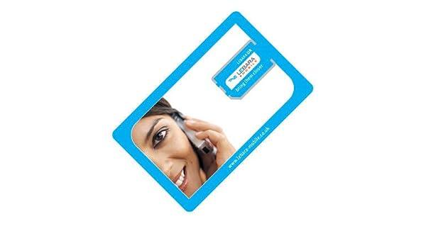 Tarjeta SIM de Lebara llamadas internacionales - Pay as you go ...