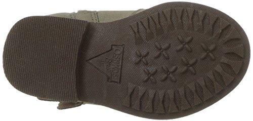 OshKosh B'Gosh Girls' Alice Fringe Ankle Boot, Taupe, 12 M US Little Kid by OshKosh B'Gosh (Image #3)