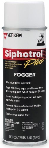 Siphotrol Plus Fogger 6oz, My Pet Supplies
