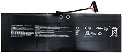 BOWEIRUI BTY-M47 (7.6V 61.25Wh 8060mAh) Laptop Battery Replacement for MSI GS40 GS40 6QE MSI GS43 GS43VR 6RE Series Notebook