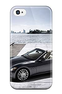 Diy Yourself case Protector For iPhone 5 5s Maserati Grancabrio 23 case cover LpenXO0WR7f