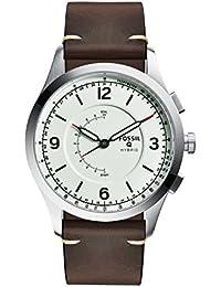 Hybrid Smartwatch - Q Activist Brown Leather FTW1204