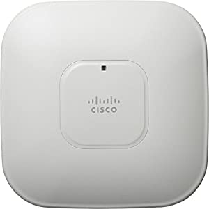 Cisco Aironet AIR-LAP1142N-A-K9 802.11a/g/n Controller-based Access Point; Int Ant; FCC Cfg