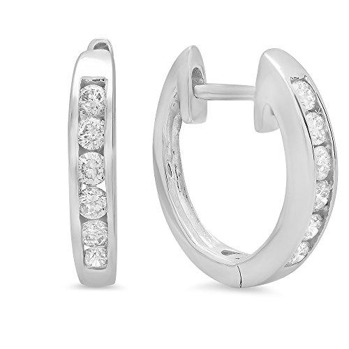0.36 Ct Round Diamond - 3