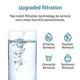 AQUACREST GXRTQR Inline Water Filter, Compatible