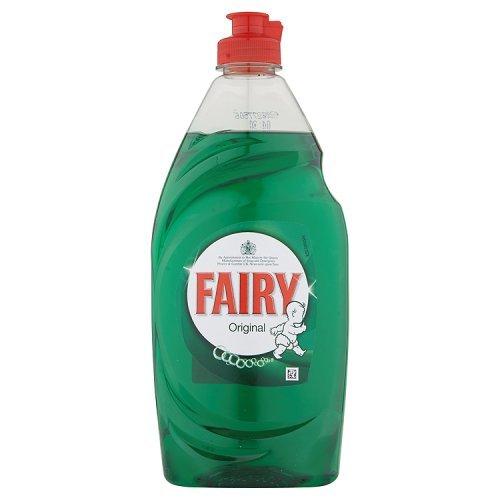 fairy dishwashing liquid - 5