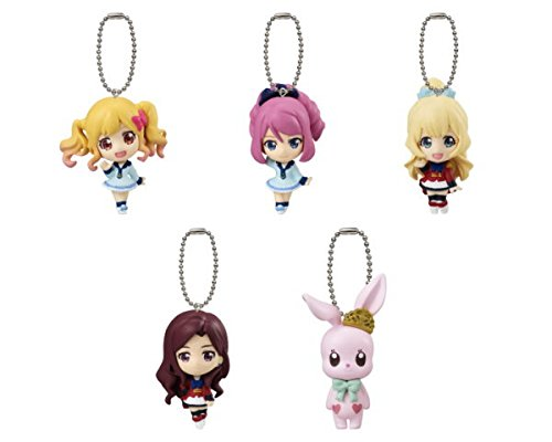 Aikatsu Stars! Mascot Collection, Mascot Key Chain, Swing 1.5