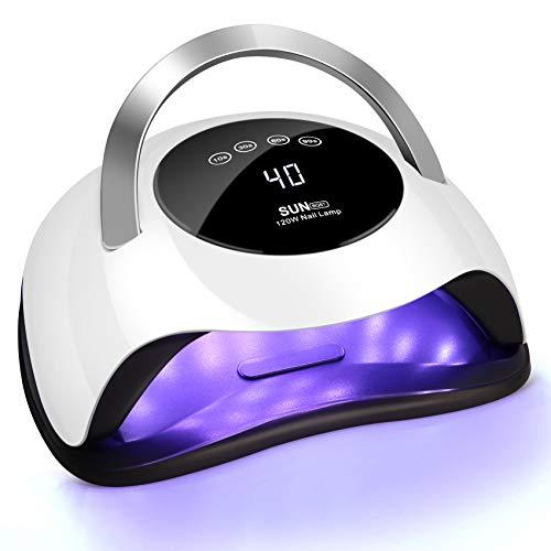 120W UV LED Nail