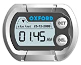 "Oxford OF219 'Micro Clock' 1.8"" x 1.3"" 3V Lithium Battery Waterproof Mini Clock"