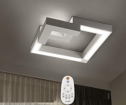Plafoniere Da Soffitto Design : W led plafoniera moderno acrilico bianca pendente lampadario