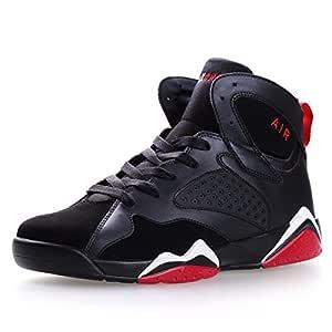 KMJBS-Zapatillas de Baloncesto para Hombre, Botas de Guerra ...