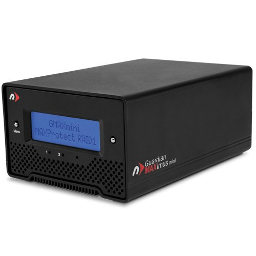 "NewerTech GMAX mini 2-Bay 2.5"" SATA RAID Kit 0GB Enclosur..."