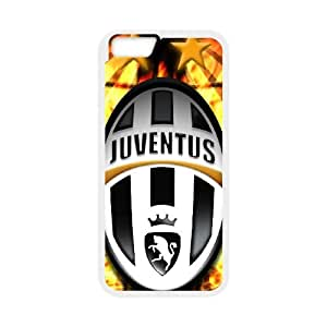 iPhone 6 Plus 5.5 Inch Cell Phone Case White Juventus Football 001 HIV6755169569342