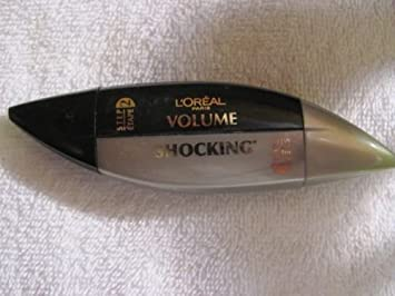 d92bf93b096 Image Unavailable. Image not available for. Colour: L'Oreal Volume Shocking  Mascara ...