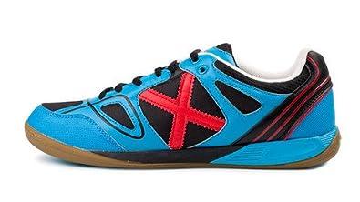 6d69c6263 MUNICH - X-Way 2 S - Indoor Soccer Futsal Shoe - Blue