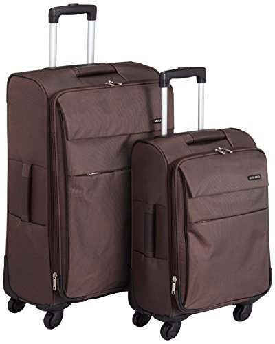 Mirano Set di valigie 220054 Marrone 12 L