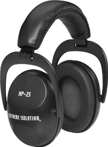 1d2dffa20a9 Amazon.com: Direct Sound HP-25 Extreme Isolation Practice Ear Muffs: Musical  Instruments