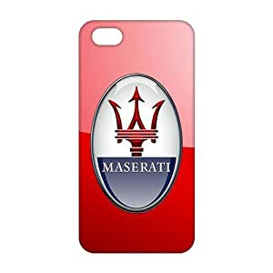 Fortune maserati car logo 3D Phone Case for iPhone 5S