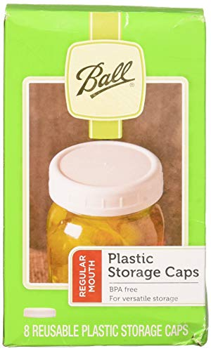 Ball Regular Mouth Lids and Bands, 24 count