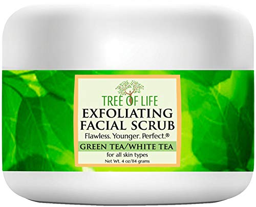 Exfoliating Facial Scrub Face and Body Cleanser