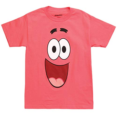 Spongebob Squarepants I Am Patrick Adult T-Shirt (XX-Large) Pink ()