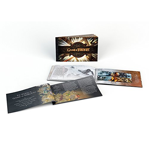 Game of Thrones Prestige Stamp Book Collectible Postage Stamps
