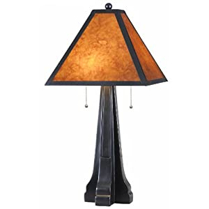 Superb Kenroy Home Miles Table Lamp, Oil Rubbed Bronze Finish