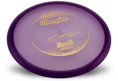 Innova Champion Roc3 Mid-Range Disc Golf Driver (Colors Will Vary) (Mid Range Control)