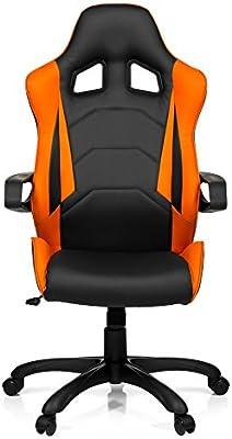 Naranja50 00x138 Pro Y Cm Office De Racer I Hjh 00x57 Silla 00 OficinaNegro HDIEW29Y