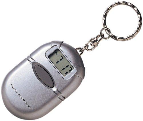 Talking Keychain Clock