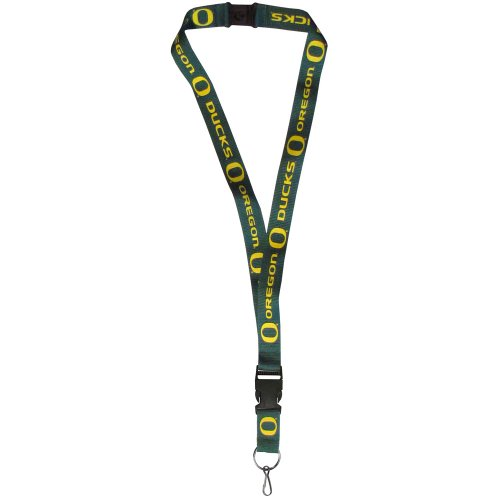 Siskiyou NCAA Oregon Ducks Lanyard ()