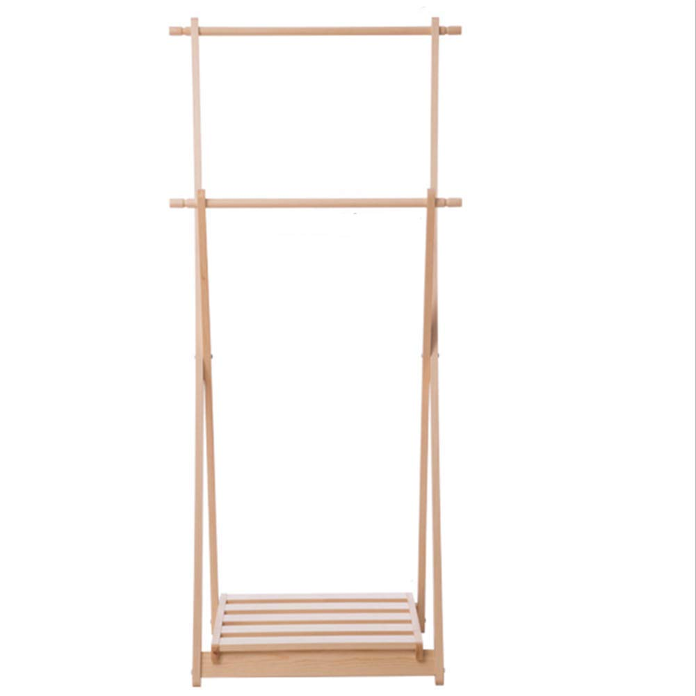 Amazon.com: WANGYONG Floor Standing Coat Rack Stand Hanger ...