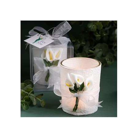 41z7ua04zXL._SS450_ Candle Wedding Favors