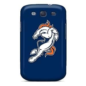 New Fashion Premium Tpu Case Cover For Galaxy S3 - Denver Broncos 3