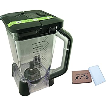 Image of Home and Kitchen 2017 Heavy Duty Upgraded Ninja Pitcher 72 oz XL with New Engineered Robust Lid